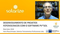 Assista à palestra online sobre PV*SOL no Workshop Solar